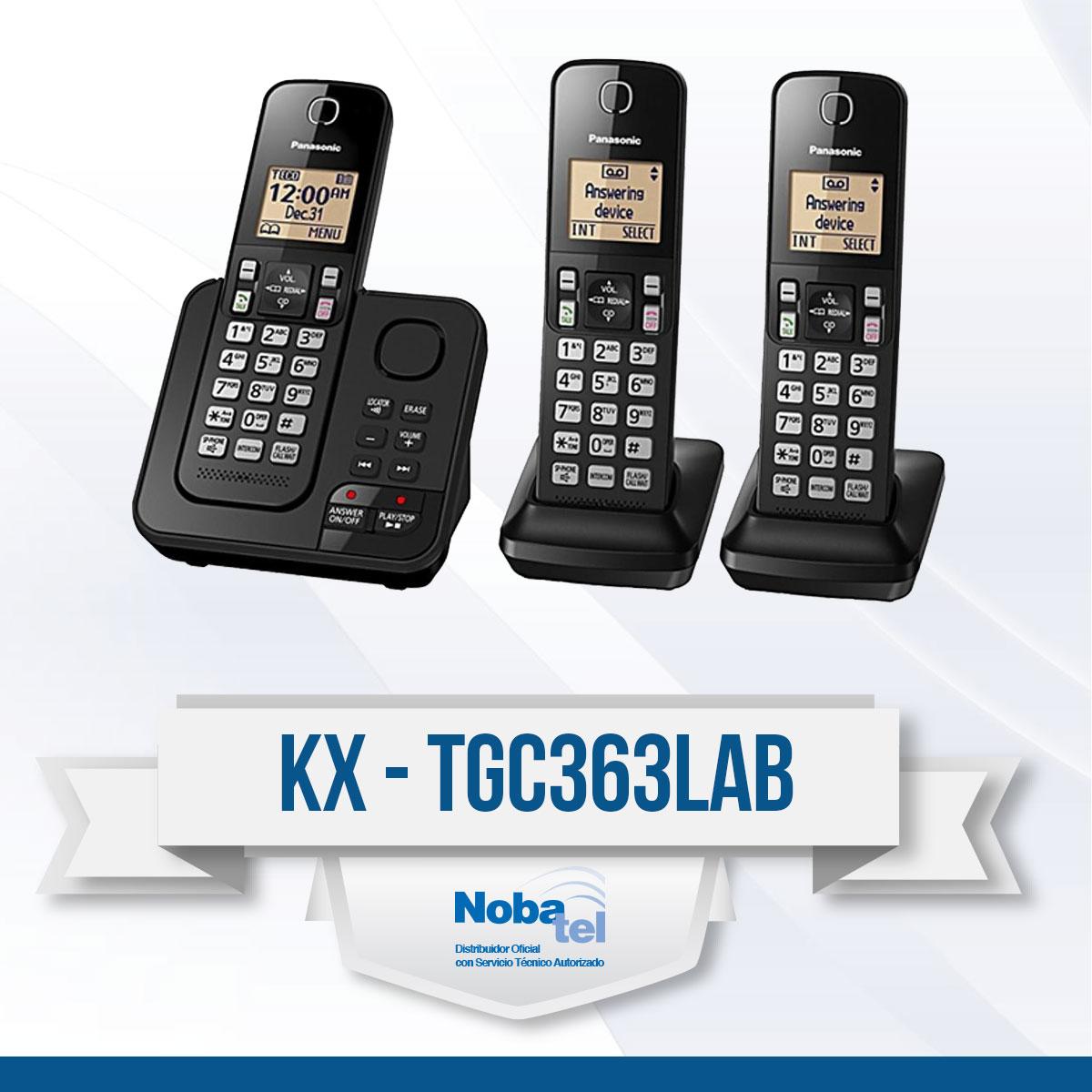 KX-TGC363LAB