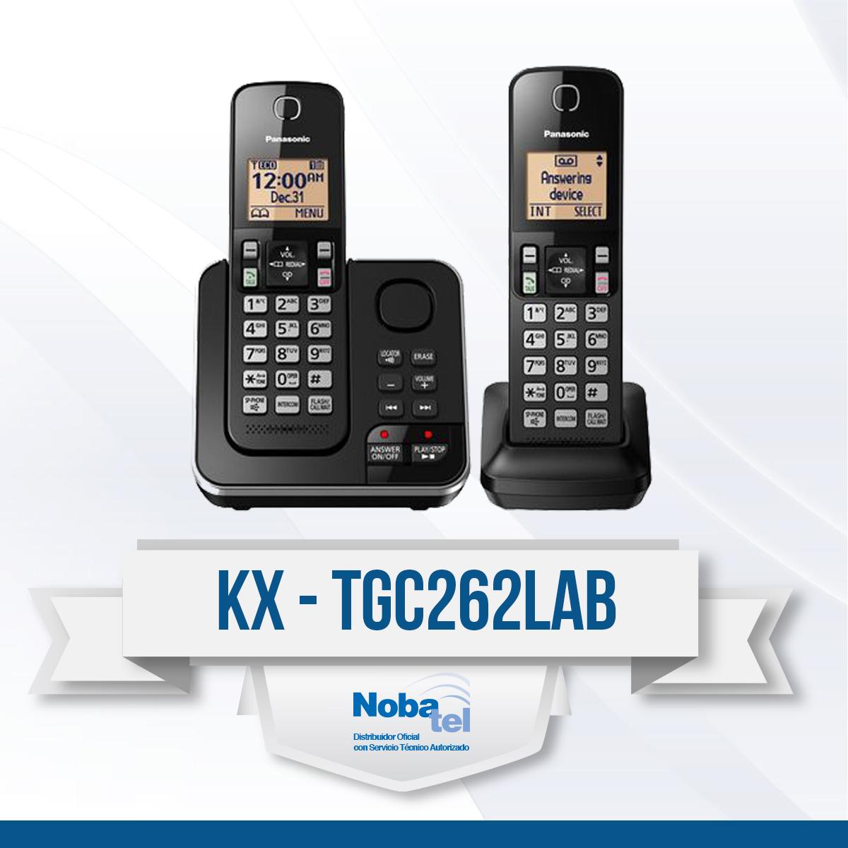 KX-TGC262LAB