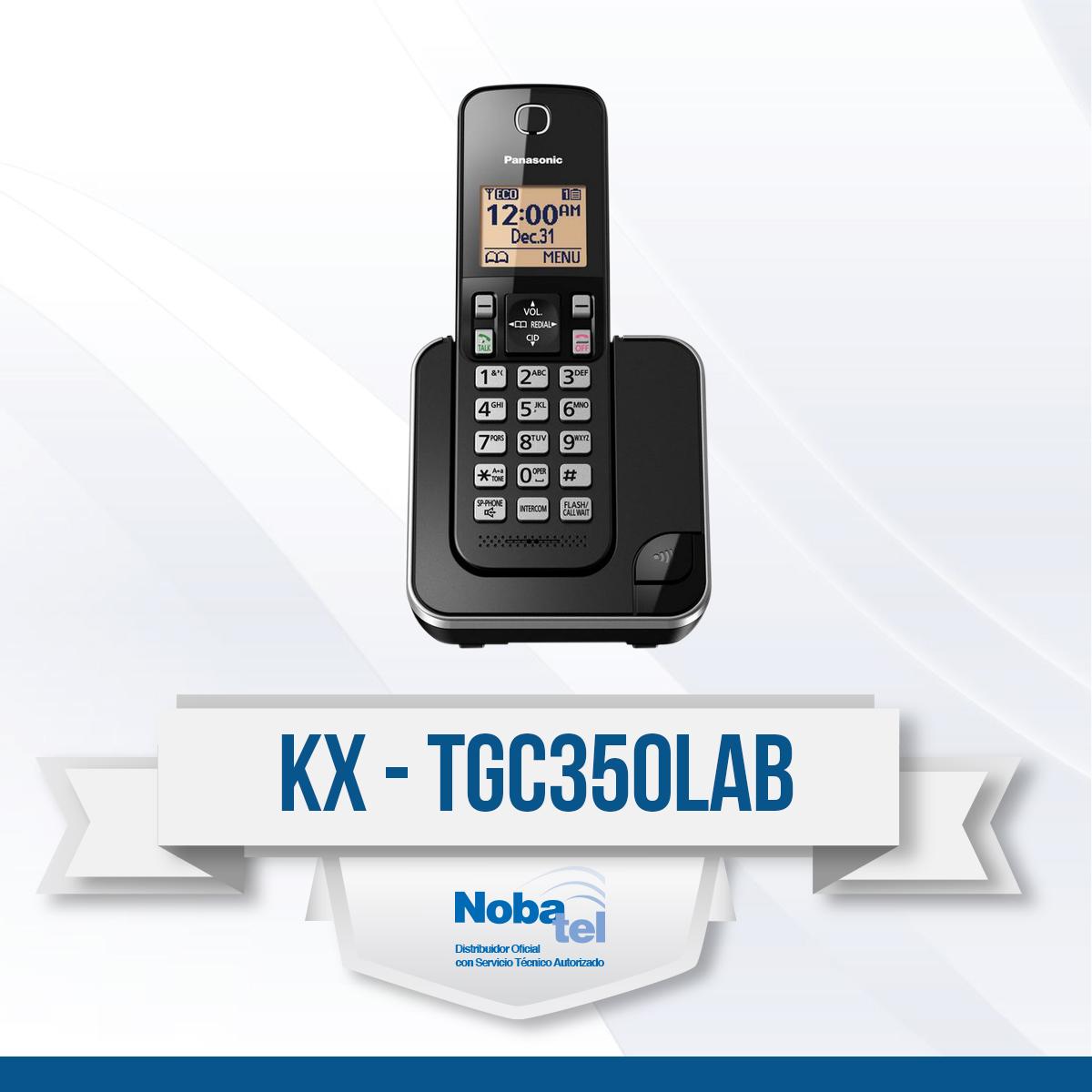 KX-TGC350LAB