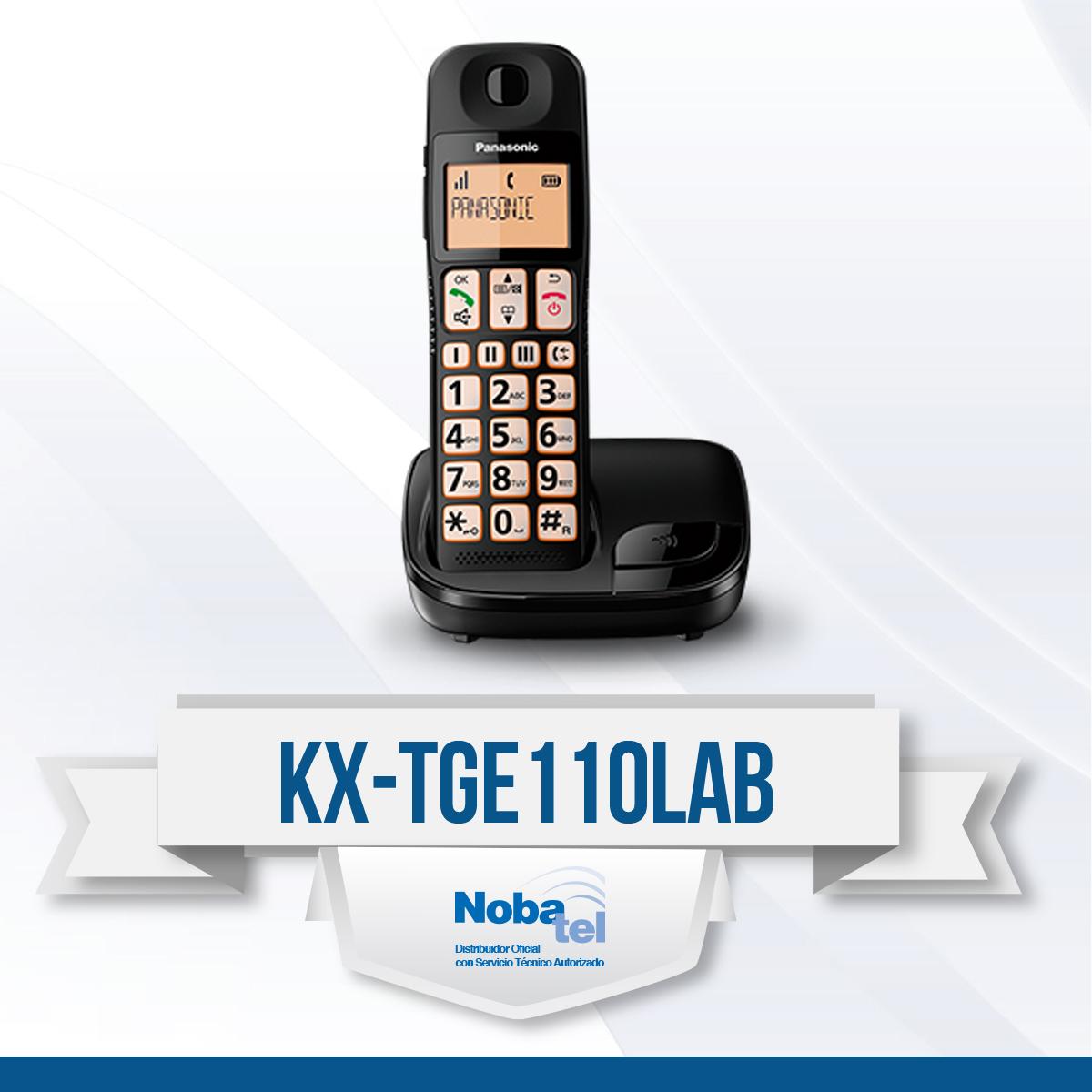 KX-TGE110LAB