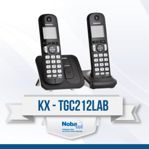 KX-TGC212LAB