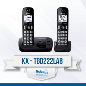 KX-TGD222LAB