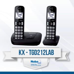 KX-TGD212LAB