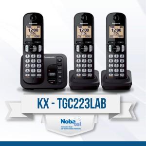 KX-TGC223LAB