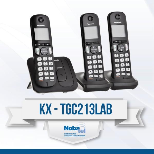KX-TGC213LAB