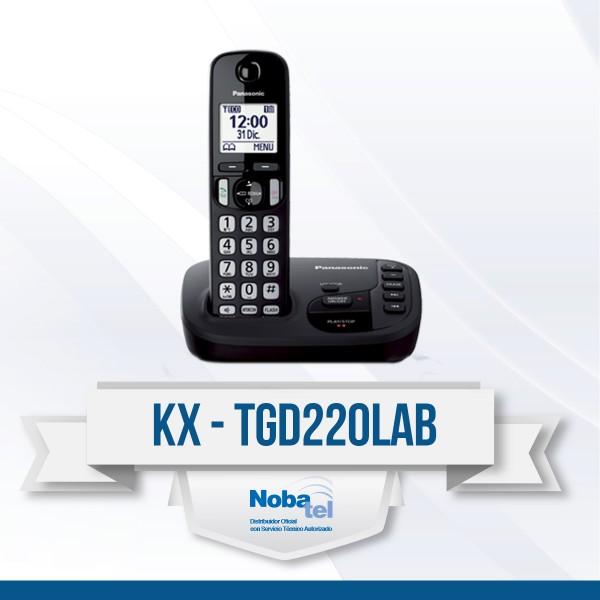 KX-TGD220LAB